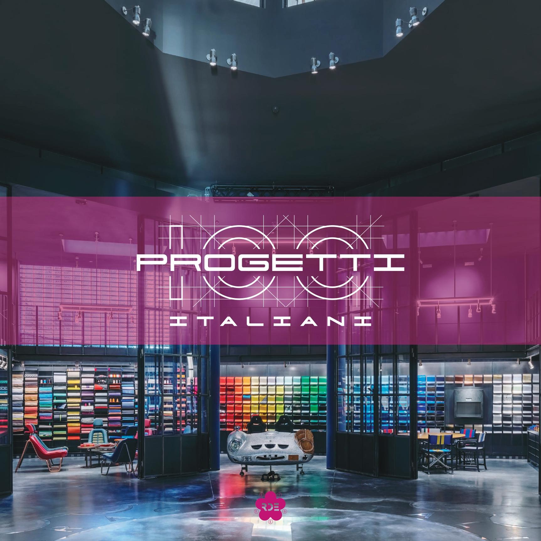 Siti Di Architetti Italiani presentazione del volume 100 progetti italiani e consegna